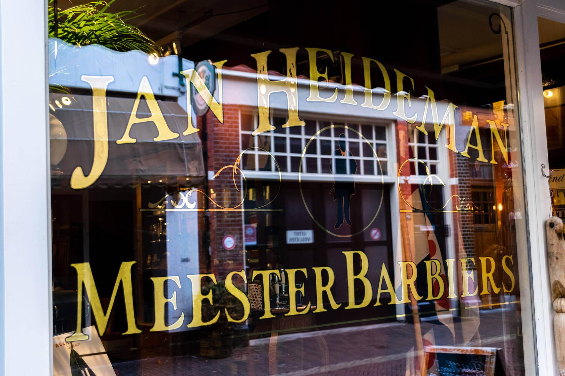 Bladgoud Meesterbarbier